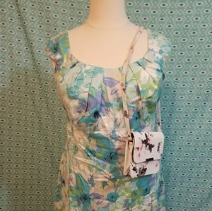 Size 20 Fit-and Flare Dress from Dress Barn